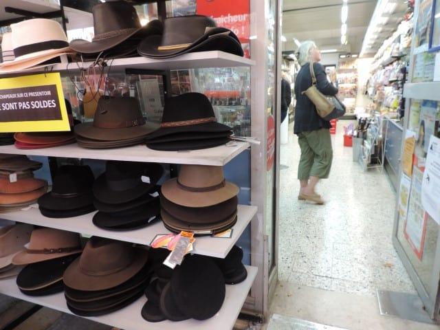 כובעי בוקרים