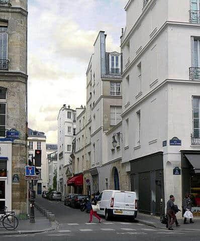 Impasse Guéménée - מקור צילום ויקיפדיה