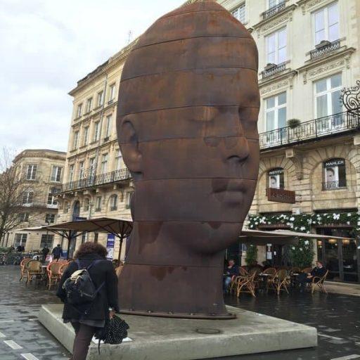 פסל בבורדו