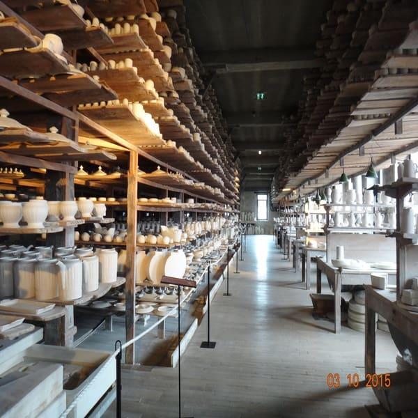 מפעל הפורצלן של ברננדו בלימוז'