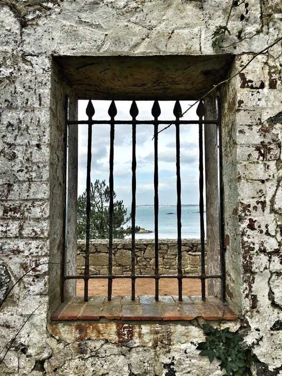 הנוף ממנזר סן טוגואל