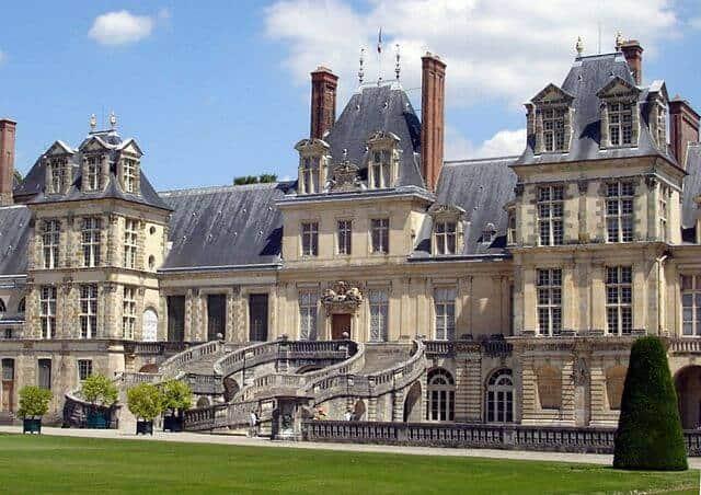 ארמון פונטנבלו - מקור צילום וויקיפדיה