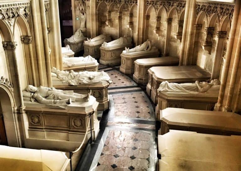 Dreux – אחוזת הקבר של מלך צרפת האחרון
