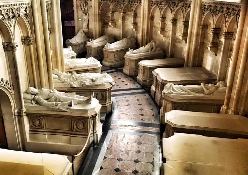 DREUX - אחוזת הקבר של בית אורליאן