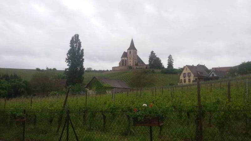 כנסייה מבוצרת