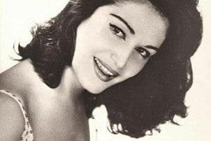 תמונה של דלידה משנת 1954 (מקור צילום ויקיפדיה)