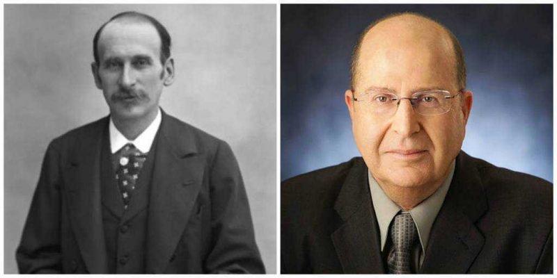 יעלון וקאביניאק - שני שרי הגנה שהתפטרו/פוטרו. מקור הצילומים וויקיפדיה.