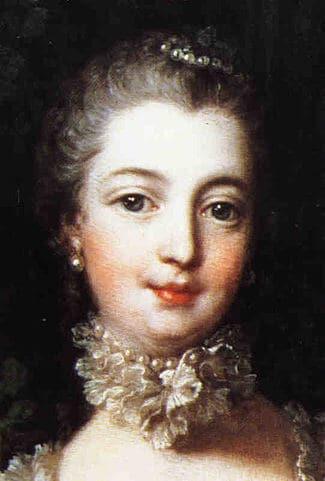 המרקיזה דה פומפדור מאת בושה. מקור צילום וויקיפדיה