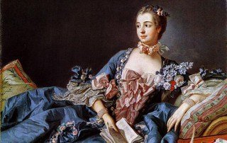 פרנסואה בושה מדאם דה פומפדור, 1756. מקור צילום וויקיפדיה
