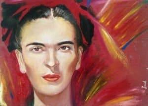 פרידה קאלו - תמונה מוקטנת