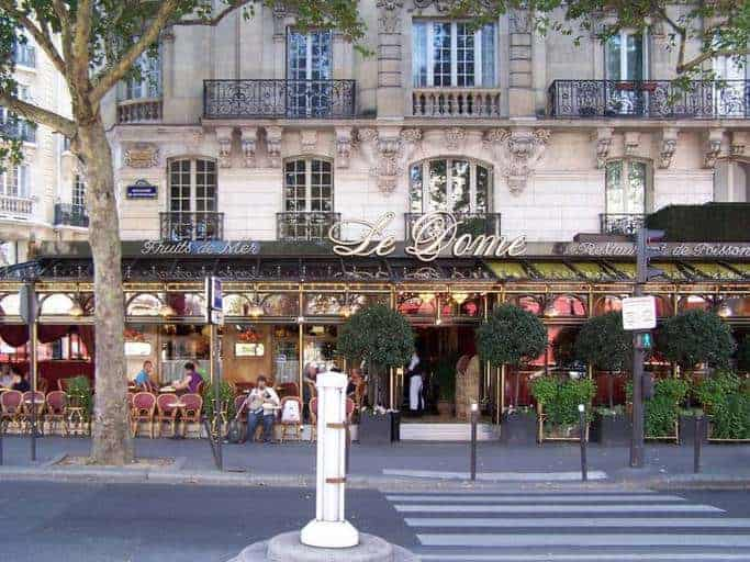 קפה LE DOME - מקור צילום וויקיפדיה