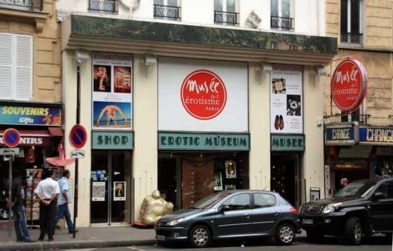 מוזיאון האירוטיקה בפריז - מקור צילום וויקיפדיה