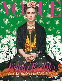 פרידה קאלו על מגזין ווג