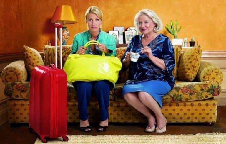 לחזור לגור עם אמא – סרטו של אריק לאבן