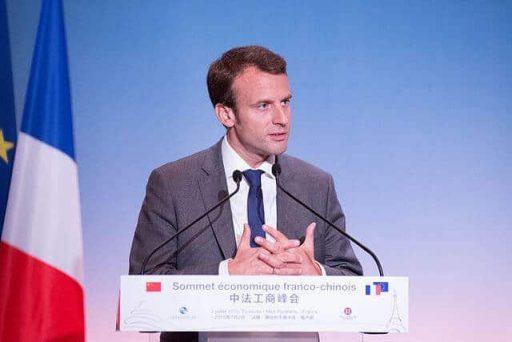 עמנואל מקרון - מקור צילום ויקיפדיה