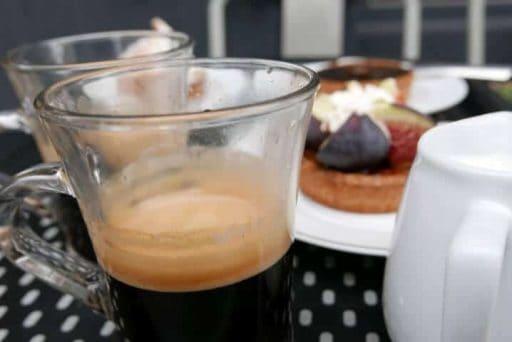 קפה בפריז