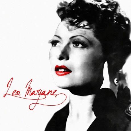 """ליאו מרז'אן: זמרת צרפתיה, אגדת מיוזיק הול 2016 – 1912 מאת ד""""ר אורנה ליברמן"""