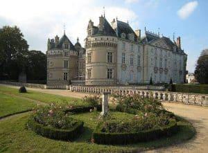 שאטו לה לוד (Le Lude) - מקור תמונה ויקיפדיה
