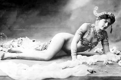 """מאטה הארי, ריקוד המוות מאת ד""""ר אורנה ליברמן"""