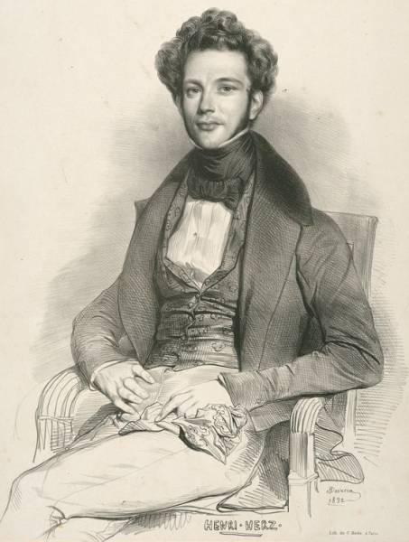 אנרי הרץ. מקור צילום - ויקיפדיה