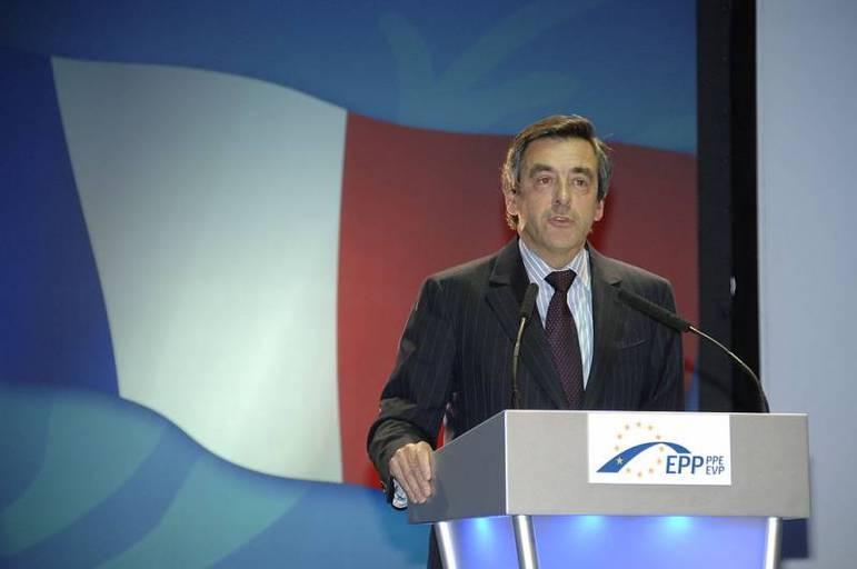 פרנסואה פיון. מקום צילום European People's Party