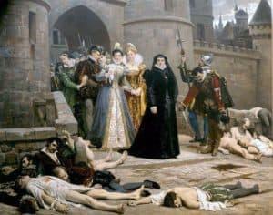 פריז של תקופת הרנסאנס: בין פאר למוות