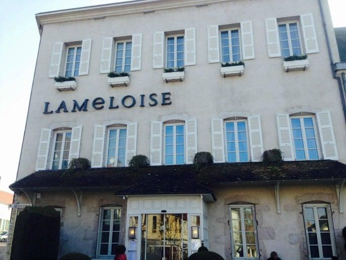 מסעדת למלואז (LAMELOISE)