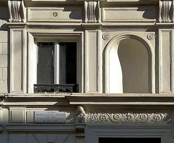 הבית ברחוב סן בנואה 5 ברובע השישי. מקור צילום Wikipedia