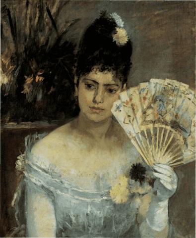 ברת מוריזו, בנשף הריקודים, 1875, מוזיאון מרמוטן מונה