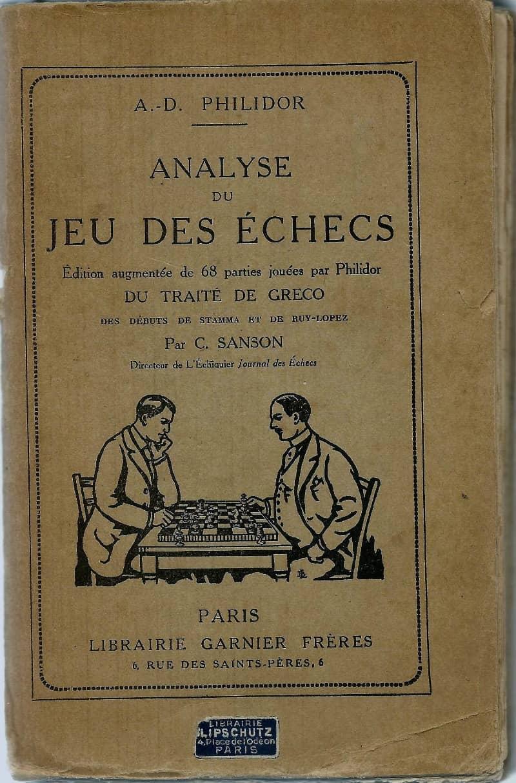 ספרו של פילידור מהדורה משנת 1871. צילום מאת יואל תמנליס.