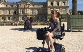 פריז לבעלי מוגבלויות