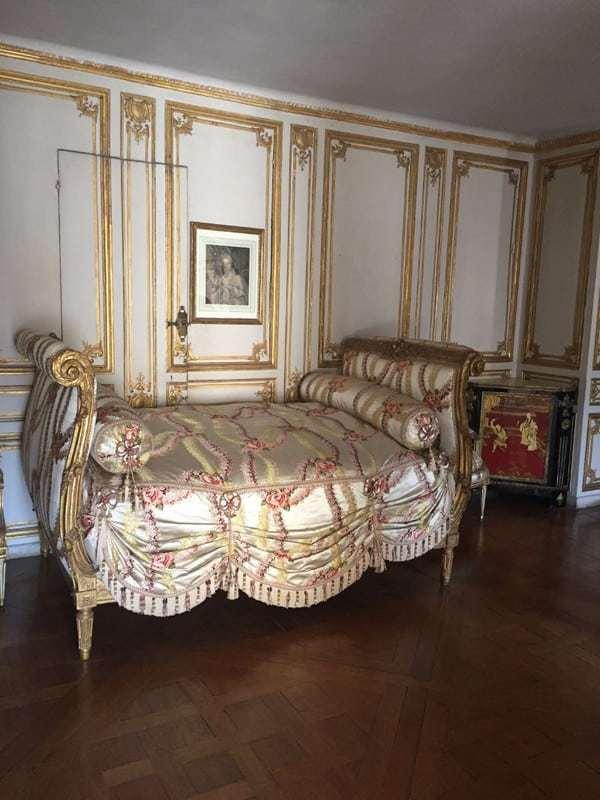 המיטה של מדאם דה פומפאדור