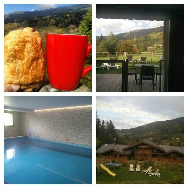 תמונות מהמלון Le Chalet Delphine