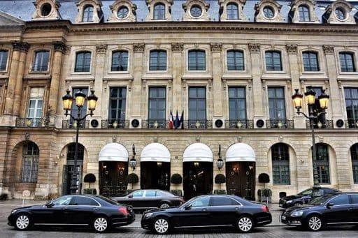 מלונות בפריז. מלון ריץ. צילום: יואל תמנליס