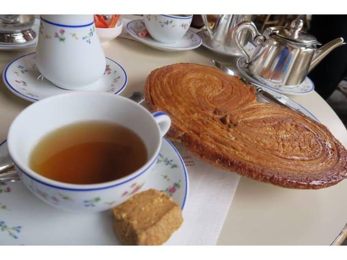 מאפה וקפה בקפה קארט שבפלאס דה ווז'