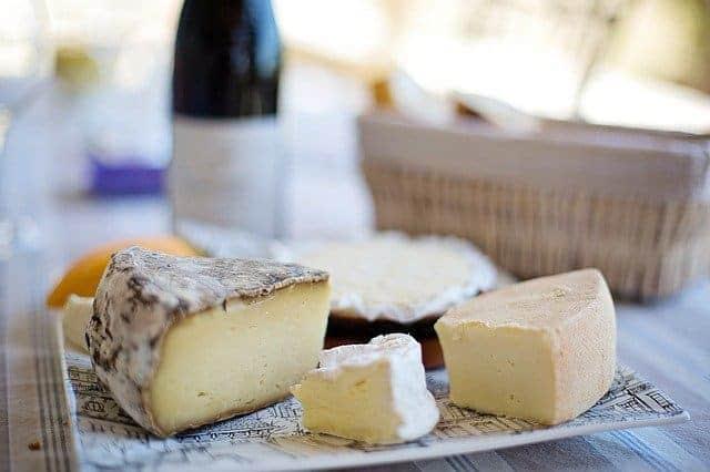 גבינות ויין צרפתיים