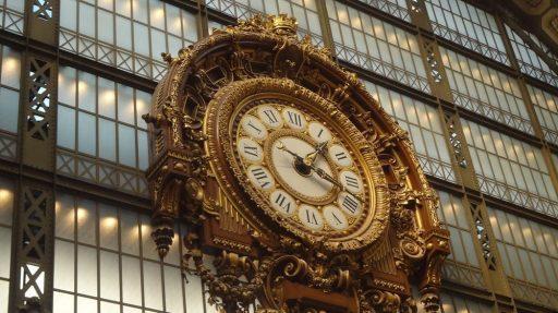 מוזיאון אורסיי. מקור צילום: COME TO PARIS