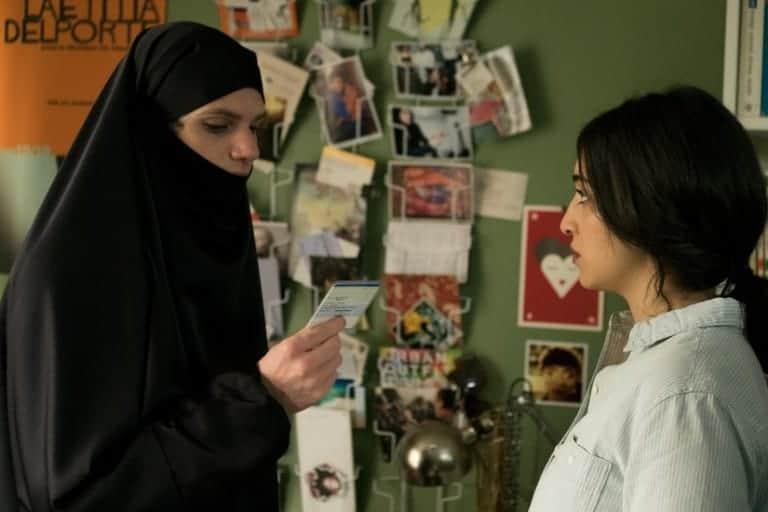 סיפור כיסוי (Cherchez La Femme) סרטה החדש של סו עבדי