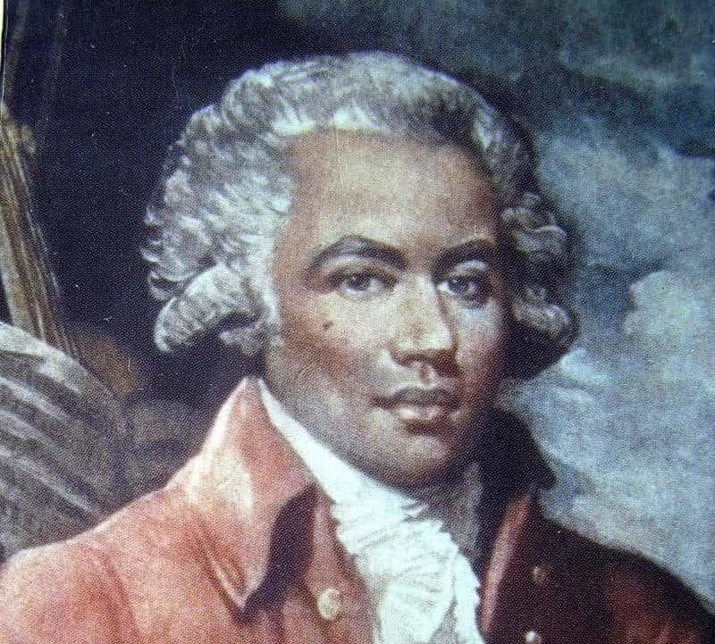 האביר ז'וזף דה סן־ז'ורז'. מקור תמונה ויקיפדיה.