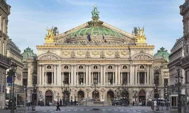 אופרה גרנייה. צילום: MUSEMENT
