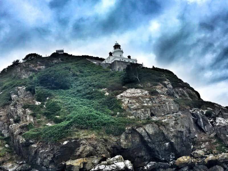 המגדלור של האי סארק