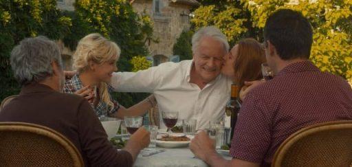 לאמץ אלמן (ADOPTE UN VEUF) סרט צרפתי חדש של פרנסואה דזאניה. צילום באדיבות שאולי בסקינד
