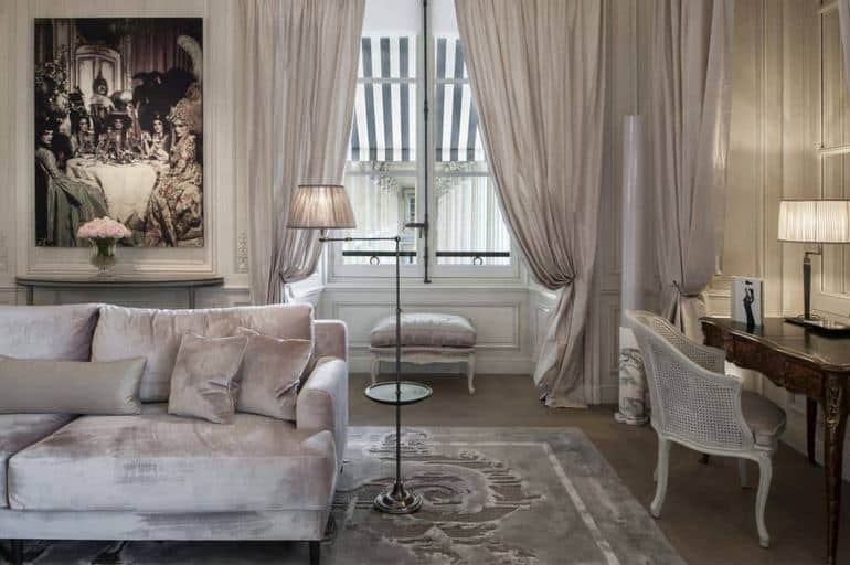 מלונות בפריז שהתחדשו להם לאחרונה מאת איריס רוזנבלום. התמונה באדיבות Rosewood Hotels & Resorts