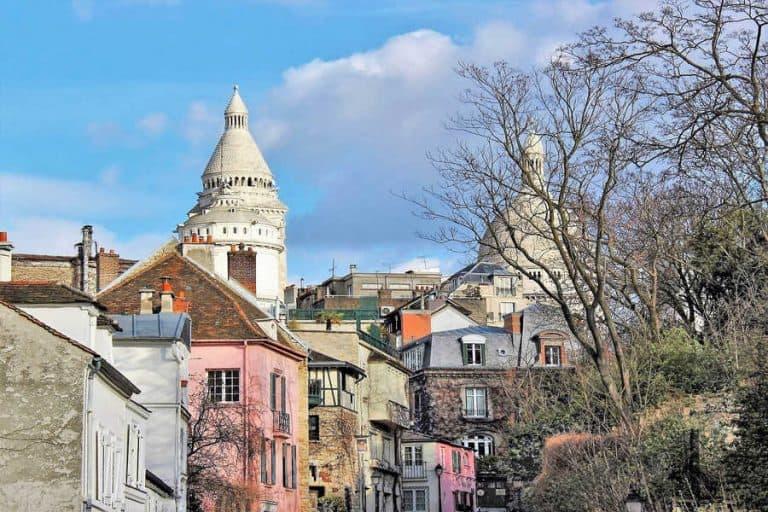 הרובע ה-18 של פריז. המונמרטר. צילם: יואל תמנליס