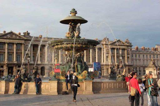 הרובע ה-8 של פריז. כיכר קונקורד. צילם: יואל תמנליס