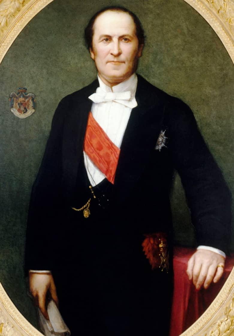 הברון אוסמן - מקור תמונה: ויקיפדיה.