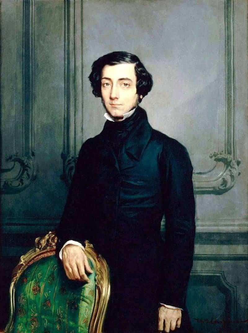 אלכסיס דה טוקוויל - מקור תמונה: ויקיפדיה