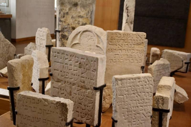 המוזיאון להסטוריה יהודית במארה. צילום: פאני רוטשטיין