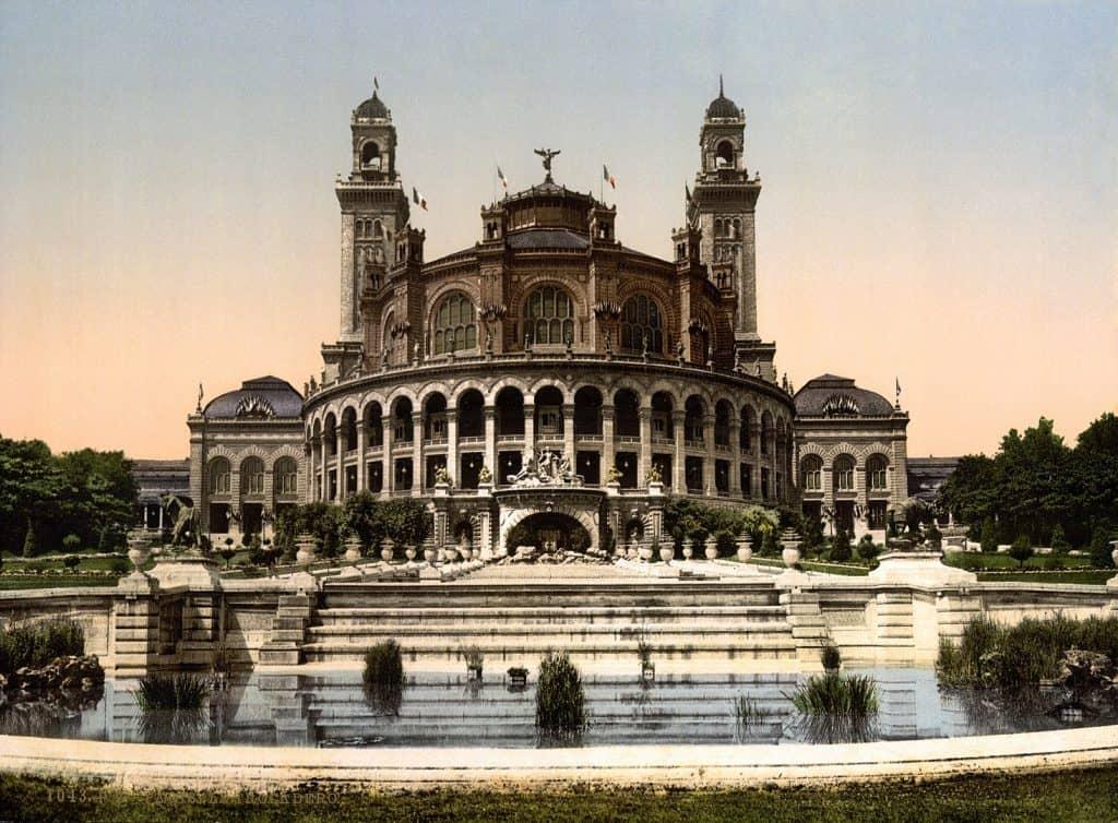 הארמון שנוצר לכבוד התערוכה העולמית של 1900