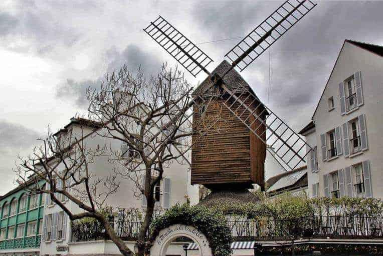 Moulin de la Galette - צילום: יואל תמנליס